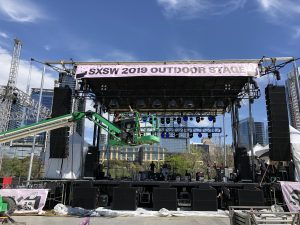 SXSW Outdoor Stage